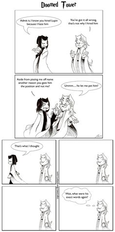 DT- Offence by caycowa on DeviantArt Harry Potter Comics, No Muggles, Quotation Marks, Short Comics, Can't Stop Laughing, Fangirl, Jim Davis, Deviantart