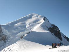 Refuge Vallot & mont Blanc