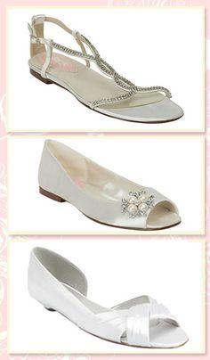 6a009088451cc7 Bridal Trend  Wedding Flats for Brides and Bridal Parties