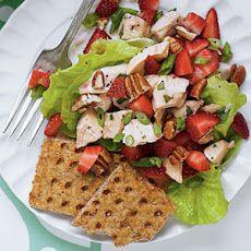 Strawberry Chicken Salad VI Recipe