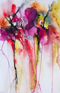Karin Johannesson   WATERCOLOR