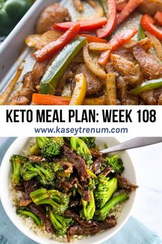 Keto Meal Plan: Week 108 Free Keto Meal Plan, Low Carb Meal Plan, Diet Meal Plans, Meal Prep, Budget Freezer Meals, Frugal Meals, Healthy Eating Recipes, Low Carb Recipes, Budget Recipes