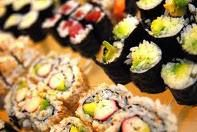 sushi is my addiction