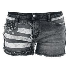 Flag Hot Pants