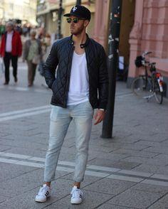"""FASHIONBLOGGER - PROMOTER on Instagram: """"New Outfit ✌️demnächst auf meinem Blog www.STYLEandFITNESS.de #asos #asseenonme #zara #zaramen #aboutyou #shareyourstyle #rayban #adidassuperstar #menwithstreetstyle #menstyle #streetfashion #blogger_de #blogger #fashionblogger #fashionblogger_de #germanblogger #heimatliebe #trier #köln #düsseldorf #koblenz #mainz #luxembourg #luxemburg"""""""