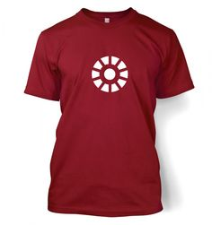 Arc Reactor T-shirt Inspired by Iron Man & The Avengers #Blackfriday Deal