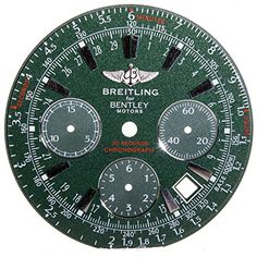 Breitling Bentley Motors A2536313  L505 34 mm Green Dial for 49 mm Mens Watch * Details can be found by clicking on the image.