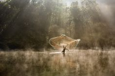FisherMan by Gunarto Song