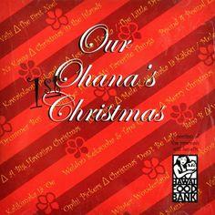 Our Ohanas 1st Christmas #Hawaiian Cd 2003 Mele Kalikimaka Baba B Opihi Pickers #Christmas