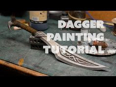 How to Paint Plastic Props to Look Like Real Metal - Prop: Live from the Shop - YouTube