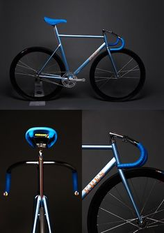 KRES: A Melbourne Handcrafted Bike - The KRES Pista
