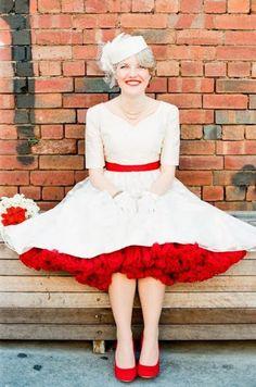 20 Nontraditional wedding dresses for bride
