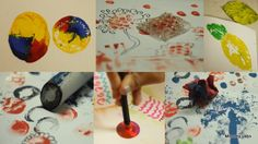 12 Fun Stamping Ideas..love these!