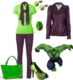 Hulk Outfit