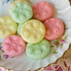Cream Cheese Wedding Mints | Favorite Wedding Ideas | Pinterest ...