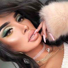 Makeup Trends, Beauty Trends, Makeup Tips, Hair Makeup, Beauty Ideas, Makeup Ideas, Clown Makeup, Makeup Geek, Makeup Inspo