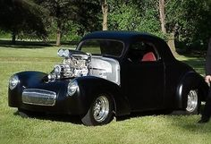 Willys Coupe 1941 Willys Coupe