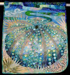 """""""Sea Urchin"""" by Robyn Parkinson"""