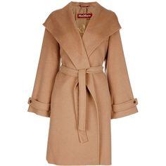 MAX MARA STUDIO 'Volare' coat found on Polyvore