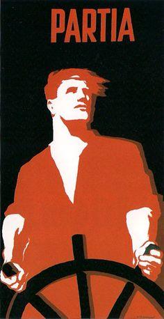 Love polish Posters. Wlodzimierz Zakrzewski – Party (1955)