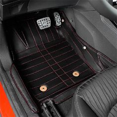 ==> [Free Shipping] Buy Best 3 PCS DIY Car Styling Environmental XPE Material 3D Full Surround Car Mats Cover stickers for Ford Ecosport Parts Accessories Online with LOWEST Price | 32363956350