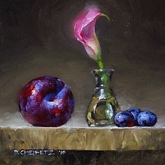 David Cheifetz Oil - so beautiful