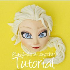 Elsa Face Tutorial