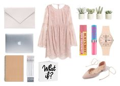 """""""wt"""" by lizatower on Polyvore featuring Verali, Incase, Allstate Floral и Swatch"""