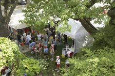 Four blocks from the shores of Lake Michigan, and touted as one of the finest outdoor arts festivals in Wisconsin, the John Michael Kohler Arts Center A