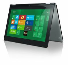 The YOGA, the next contender to the iPad running Windows 8?