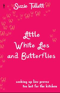 Thursday Throng interview with Suzie Tullett, author of Little White Lies and Butterflies