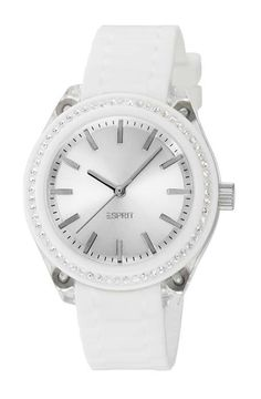 ESPRIT Female Play Glam Watch ES900672013 White Analog Sale price.  64.95 6b3eae5ace