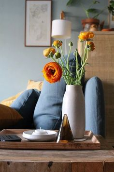 Ideas and inspiration | Add a punch of colour to your living room... | Accessorize your Home