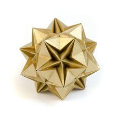 500 Jubilee #origami #kusudama