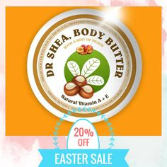 20% OFF on select products. Hurry, sale ending soon!  Check out our discounted products now: https://store10928065.ecwid.com?utm_source=Pinterest&utm_medium=Orangetwig_Marketing&utm_campaign=Easter%20Bunnies%20and%20Dr%20Shea #beauty #musthave #loveit #instacool #shop #shopping #onlineshopping #instashop #instagood #instafollow #photooftheday #picoftheday #love #OTstores #smallbiz #sale #instasale