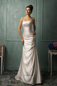 Amelia Sposa 2014 Wedding Dresses  Heart Over Heels
