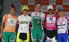 Flávia Oliveira termina em 3º na geral da Volta da Costa Rica