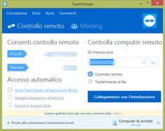 Scaricare Team Viewer Free - MercurioCloud