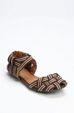 Jeffery Campbell Custard Sandal