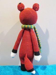 Amigurumi Dolls By Artist Lydia Tresselt : pinafili: AMIGURUMI LALYLALA. CORPO barbie - bonecas ...