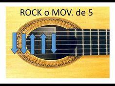 10) Aprender Guitarra Mov.de 5 o Rock No Era Cierto de  NTVG