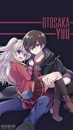 Otosaka Yuu & Nao Tomori ~ Korigengi | Wallpaper Anime