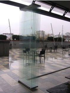 ALAFORM glass folding door systems ALA/600