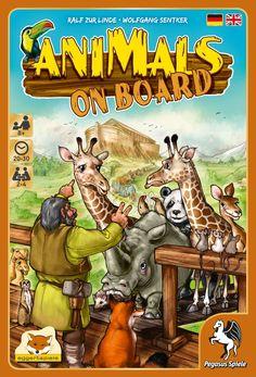 ANIMALS ON BOARD