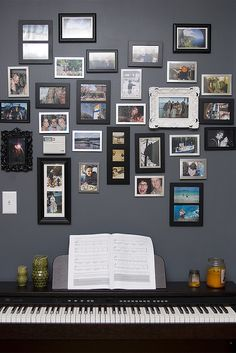 photowall by jenloveskev, via Flickr