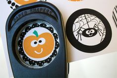 Cute printable, recipes, and other things for halloween and home