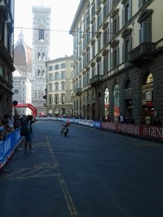 Mondiali di Ciclismo a Firenze