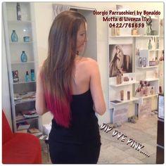 Hairstyle Francesca Bonaldo /Giorgio Parrucchieri by Bonaldo