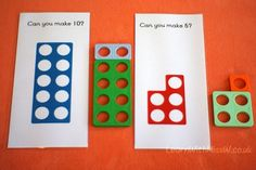Numicon is a very powerful way to teach about addition. We're still developing our understanding of 'count count count', this… more → Year 1 Maths, Early Years Maths, Early Math, Early Learning, Numicon Activities, Literacy And Numeracy, Number Activities, Educational Activities, Maths Eyfs