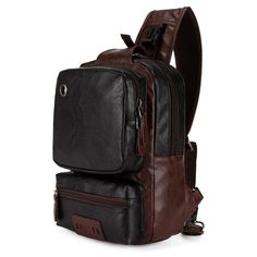 Ekphero® Men 3-convertible Handbag Vintage Crossbody Shoulder Bag Travel  Backpack - Banggood Mobile  00e8384847